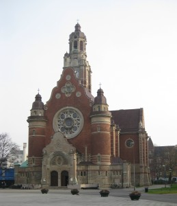 Sankt Johannes kyrka, Malmö