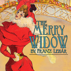 The Merry Widow – this April at Tacoma Opera